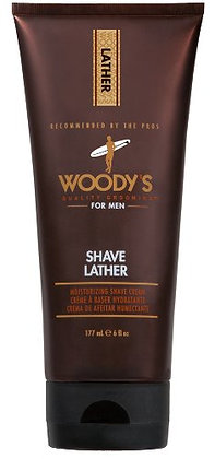 Woody's Shave Lather 6oz