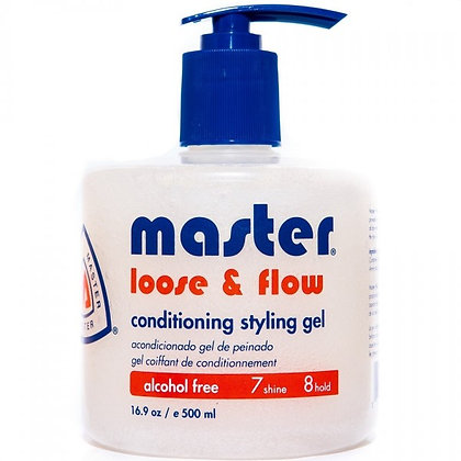 Master Loose & Flow Styling Gel