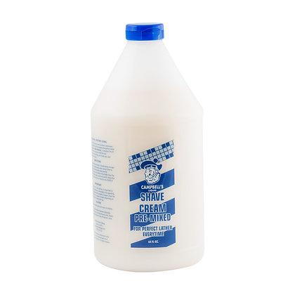 Campbell Pre-Mixed Lather Soap Half-Gallon