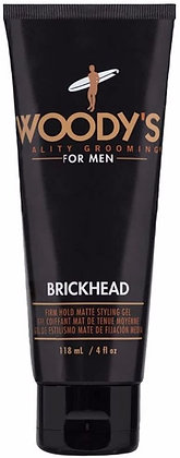 Woody's Brickhead Styling Gel 4oz