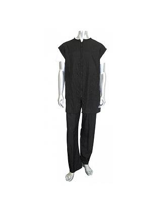 Stylist Wear Vest Type Jacket
