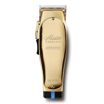 Andis Gold Cordless Master Clipper