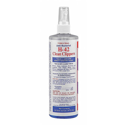 H-42 Spray Wash and Disinfectant 16oz