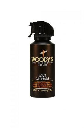Woody's Love Grenade & Laundry Spray 4.25oz