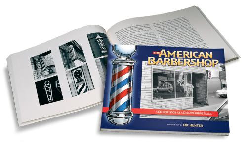 The American Barbershop Book