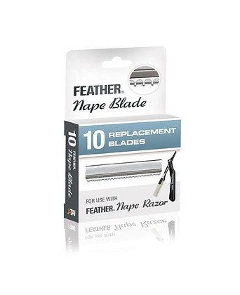 Feather Nape Blades
