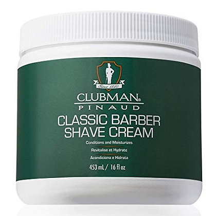 Clubman Shave Cream 16oz