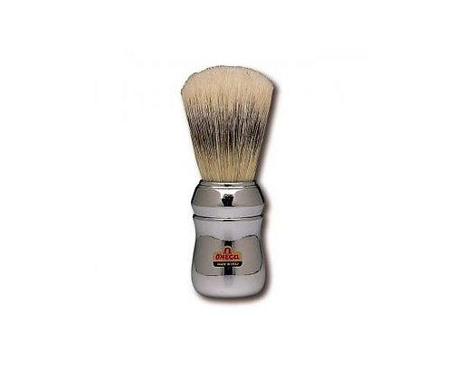 Omega #4 Shaving Brush