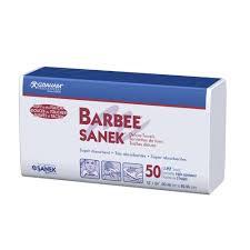 Barbee Deluxe Towels #1625