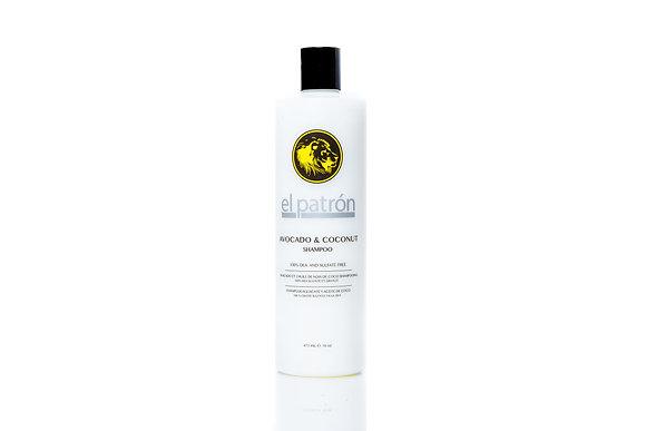 El Patron Avocado & Coconut Shampoo