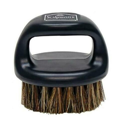 Scalpmaster Boar Barber Brush