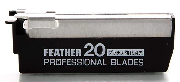Feather Injector Blades (20)