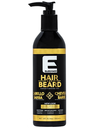 Elegance Hair and Beard Conditioning Oil 100mL