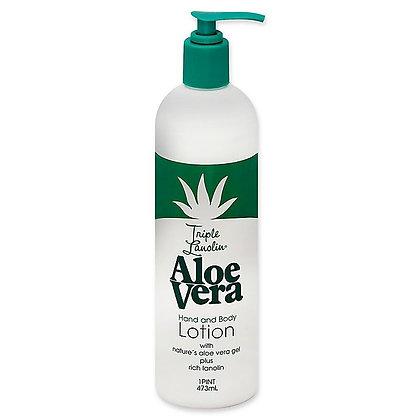 Triple Lanoline Aloe Vera Lotion
