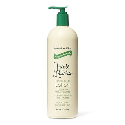 Triple Lanolin Lotion