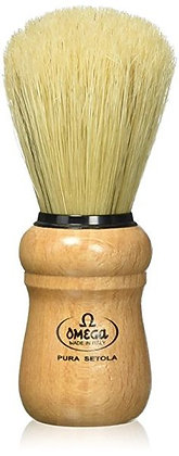 Omega #5 Shaving Brush