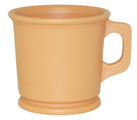 Unbreakable Plastic Shaving Mug