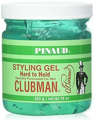 Clubman Hard to Hold Gel