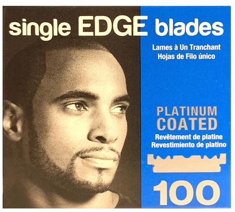 Personna Single-Edge Blades (100)