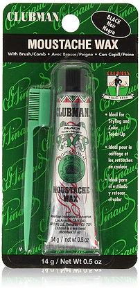 Clubman Moustache Wax .5oz