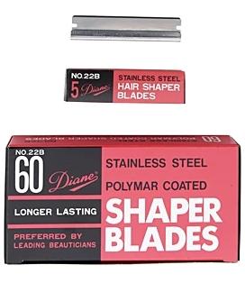 Diane Razor Blades (Personna Style)