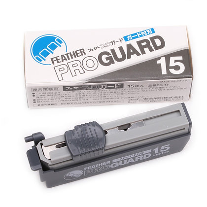 Feather Pro Guard Injector Blades