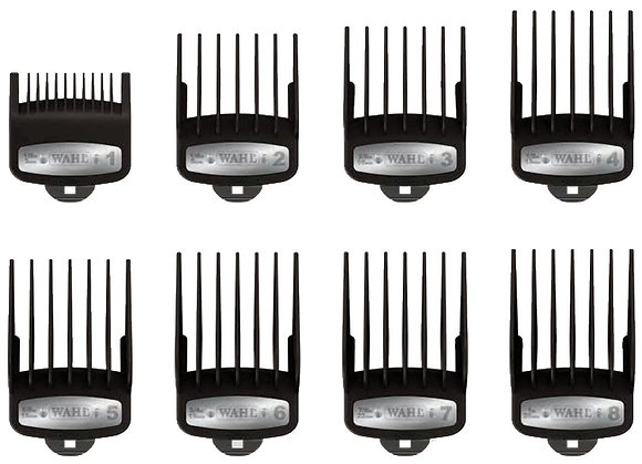Wahl Premium Attachment Comb Set