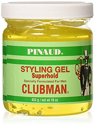 Clubman Super Hold Gel