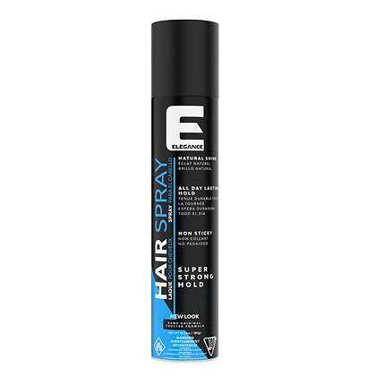 Elegance Super Strong Hold Hair Spray 15.2oz