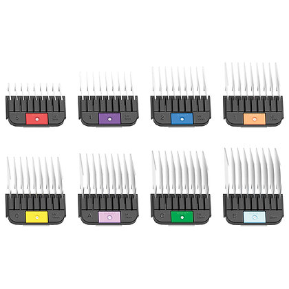 Wahl Stainless Steel Cutting Guide Set