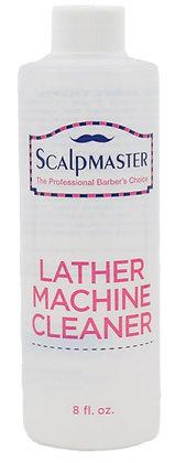 ScalpMaster Lather Machine Cleaner