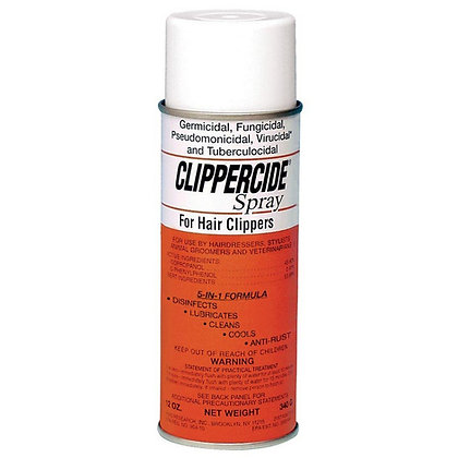 Clippercide Spray Disinfectant 12oz