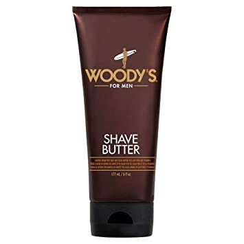 Woody's Shave Butter 6oz