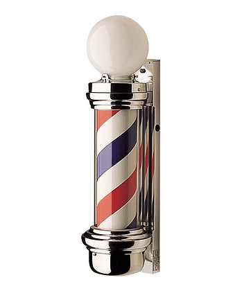Marvy 55 Two-Light Barber Pole