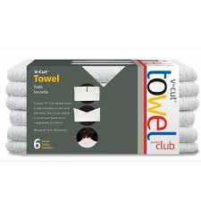 Scalpmaster V-Cut Terry Towels