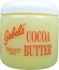 Gabel's Cocoa Butter