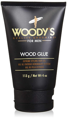 Woody's Wood Glue Extreme Styling Gel 4oz