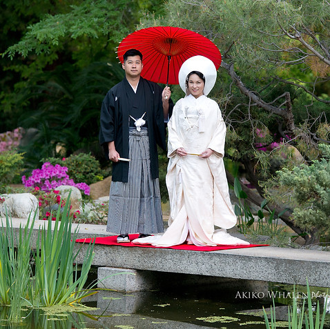 Weddings in Japanese Style