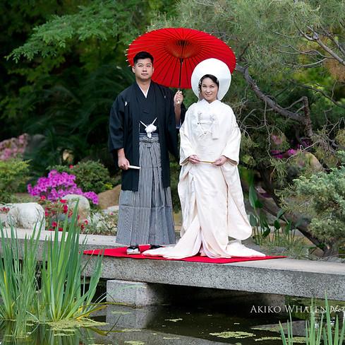 Weddings in Japanese Style
