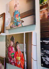 1.5 inch depth Fine Art Canvas Wraps. A contemporary way to display your images.
