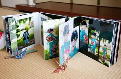 Shichi Go San, Seijinshiki, and Kimono custom albums
