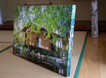 20x30 inch Canvas Gallery Wrap. Fine Art printed directly onto museum quality canvas.