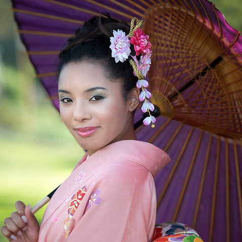 Kimono Portraits - Seijinshiki