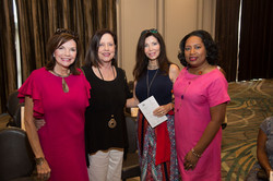 Debra and Group at Bold and Beutiful 2017