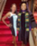 Donna Dukes & Dr. Richetta Miles Walker.