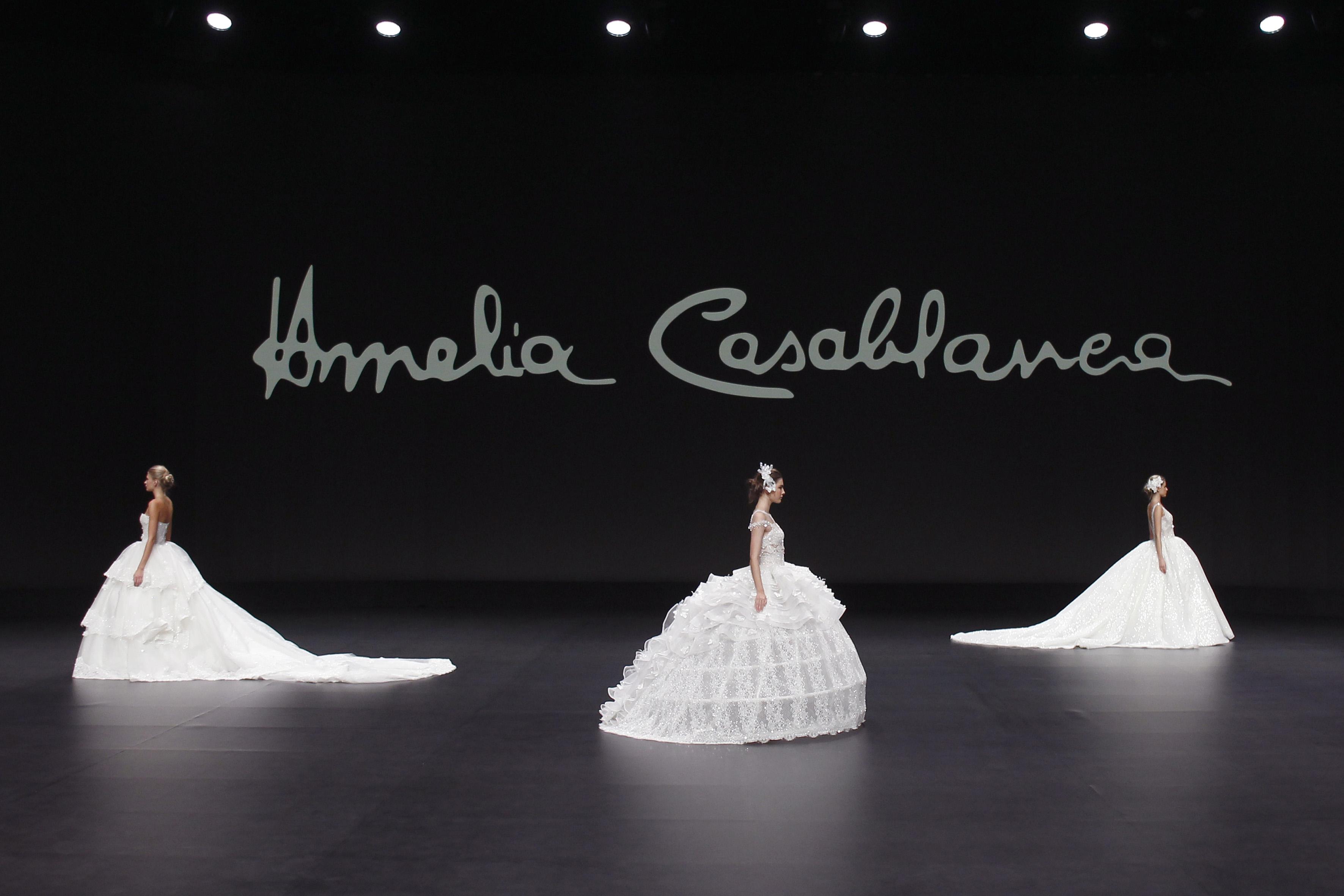 Desfile de Amelia Casablanca en VBBFW Digital Experience