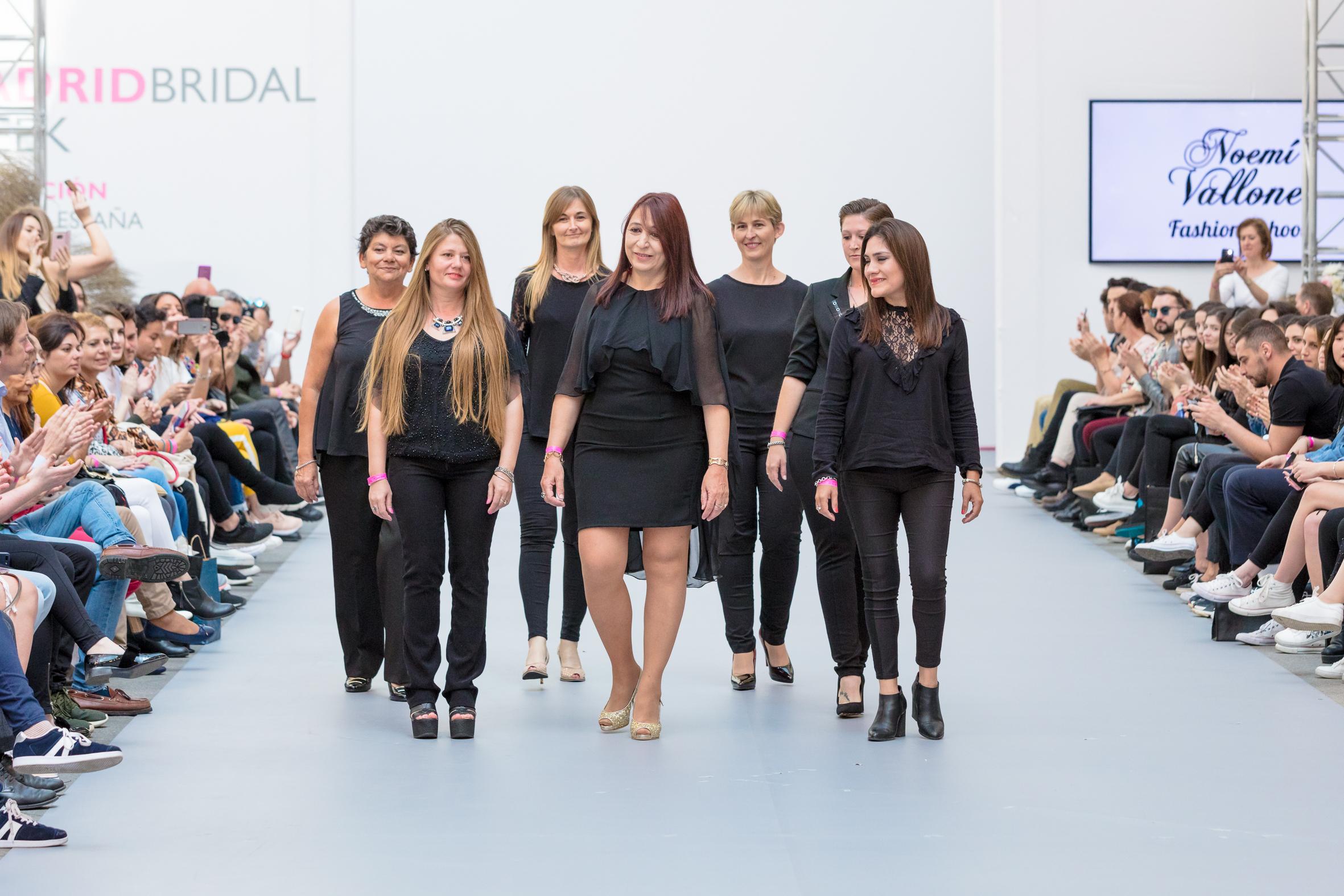 Noemí Vallone Fashion School
