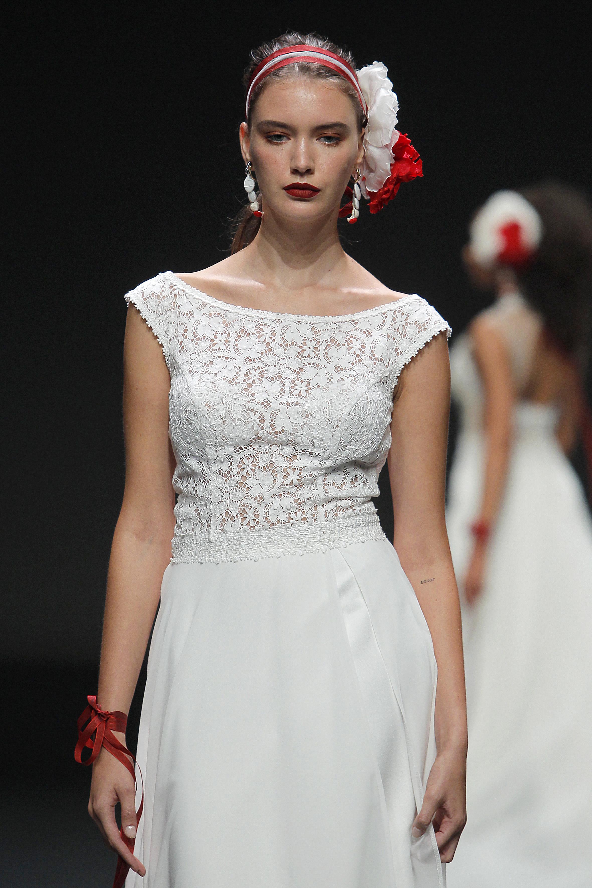 Desfile de Cymbeline Paris Couture en VBBFW20 experience Primavera Verano