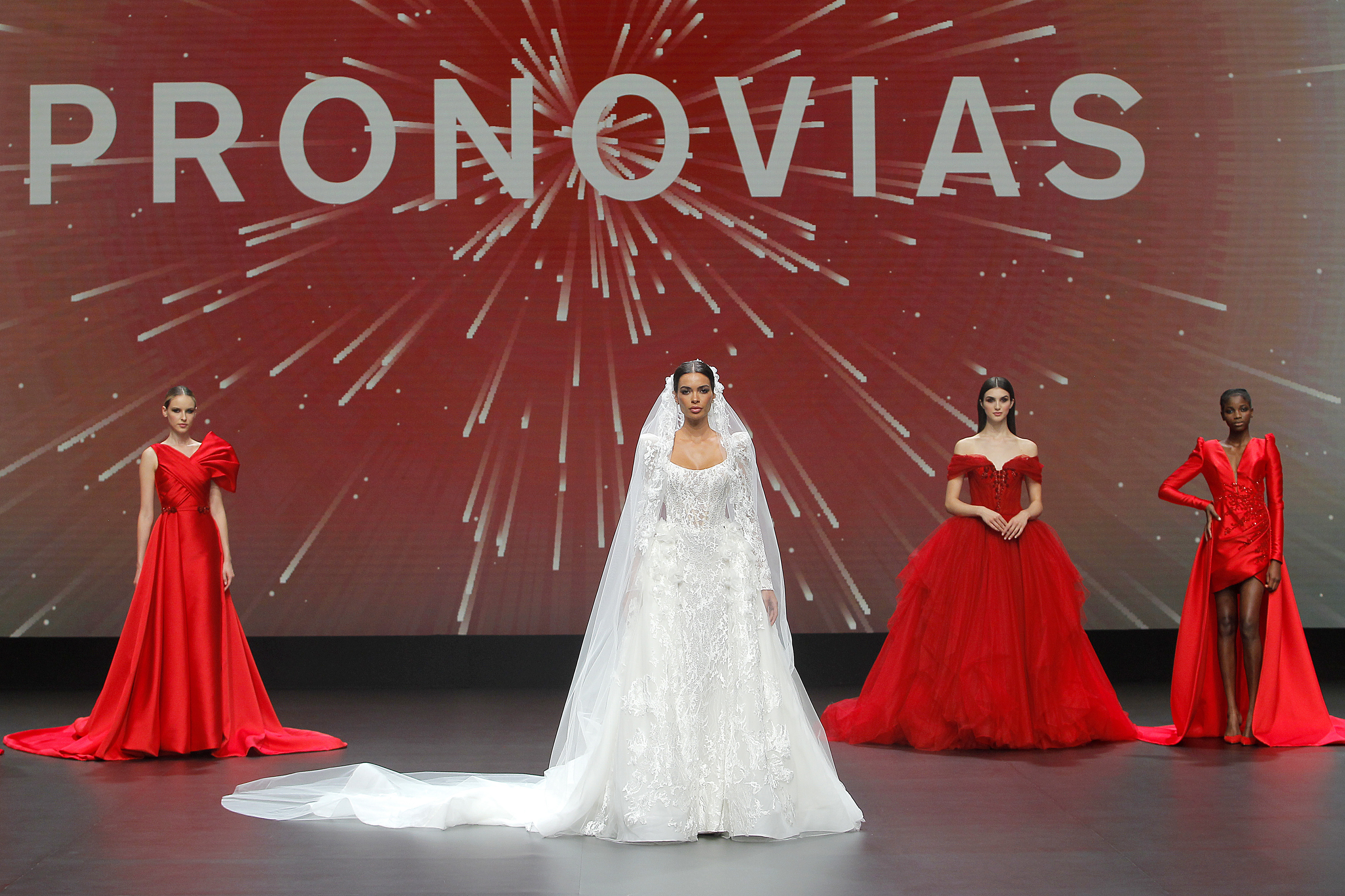 Desfile de Pronovias en VBBFW Digital Experience 2020g