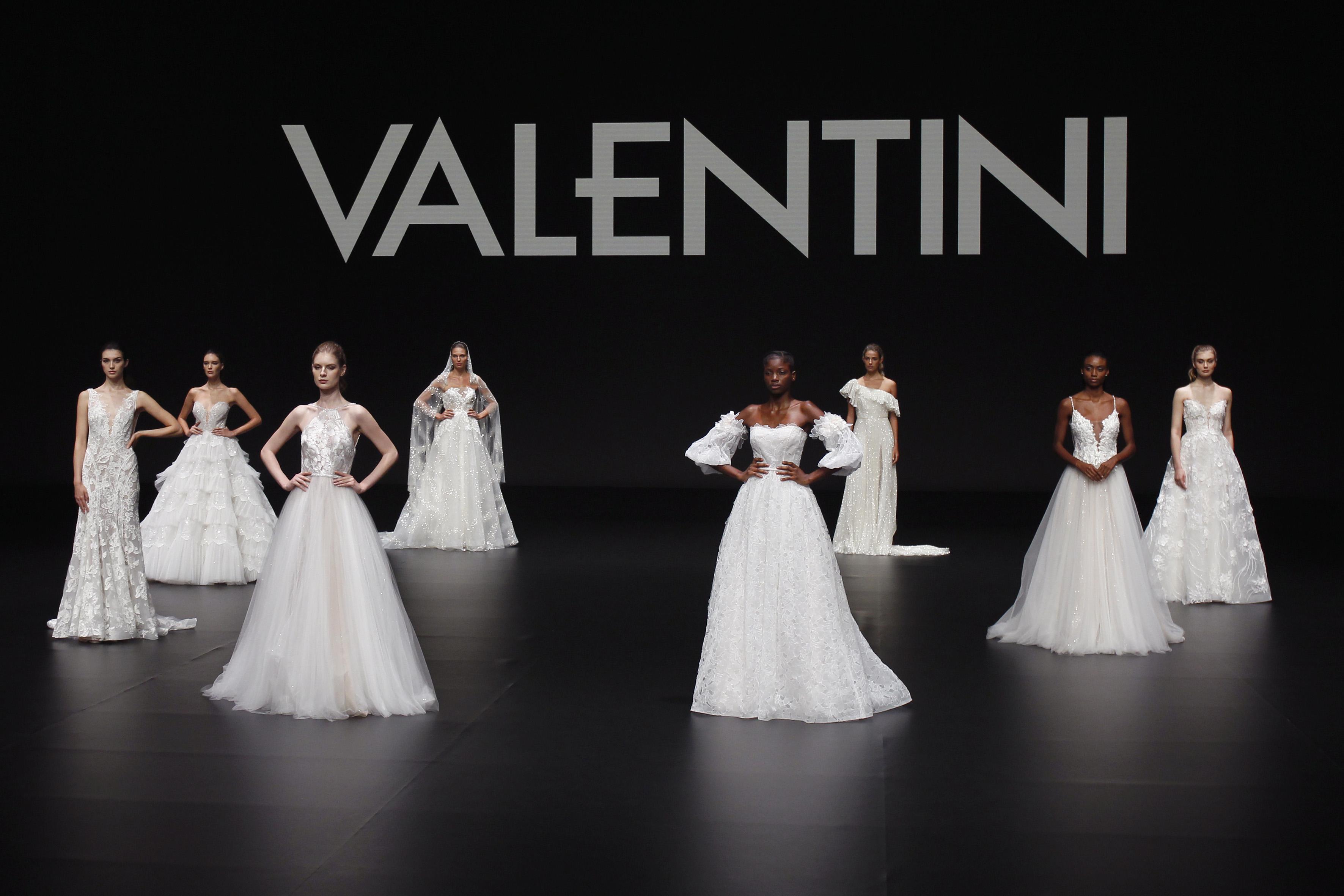 Desfile de Valentini en la pasarela VBBFW 2020
